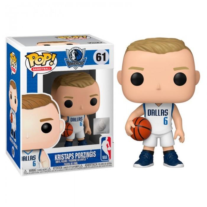 Funko Pop! Kristaps Porzingis - NBA...