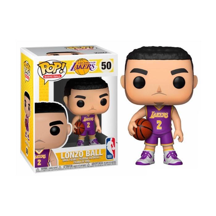 Funko Pop! Billy Idol - NBA Lakers