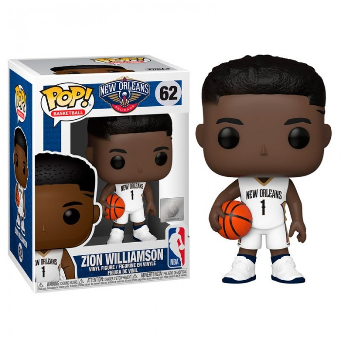 Funko Pop! Zion Williamson - NBA New...