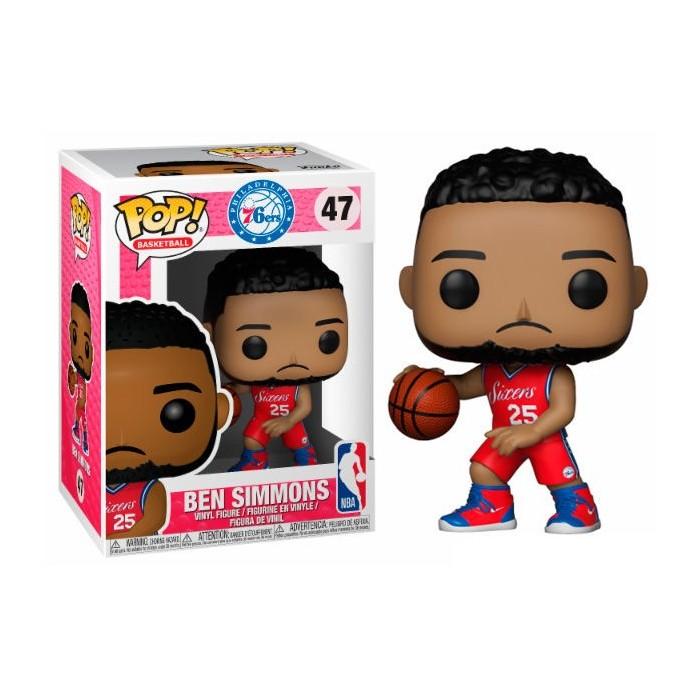 Funko Pop! Ben Simmons - NBA Sixers