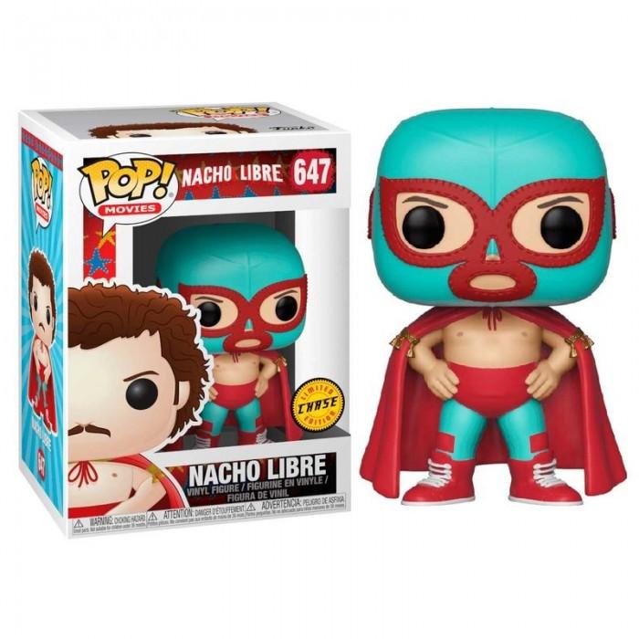Funko Pop! Nacho Chase - Súper Nacho