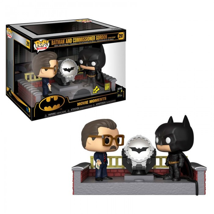 Funko Pop! DC Comics Batman y el...