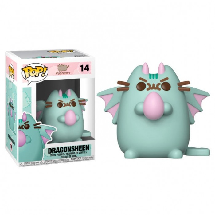 Funko Pop! Dragonsheen - Pusheen