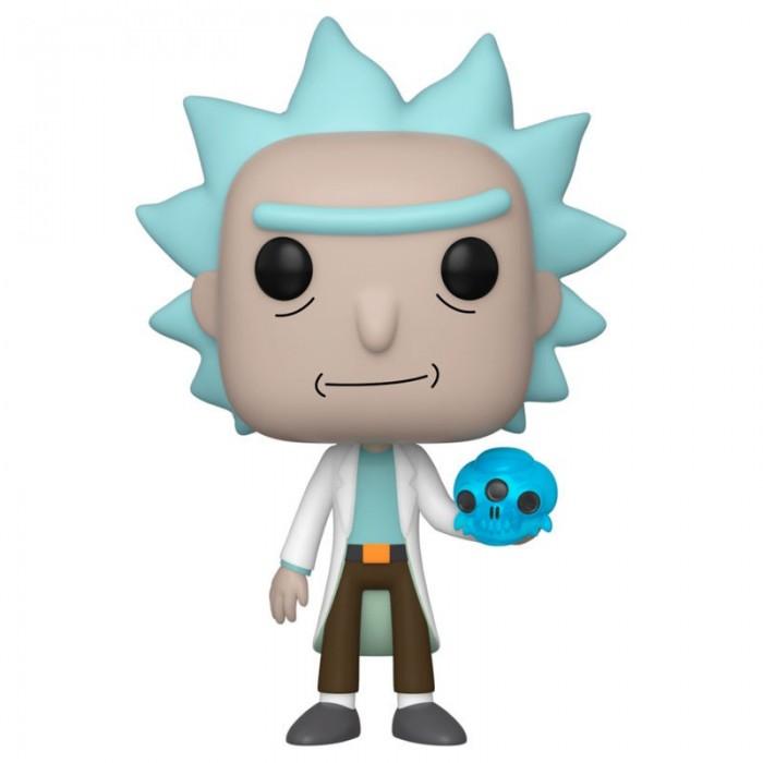 Funko Pop! Rick con Calavera de...