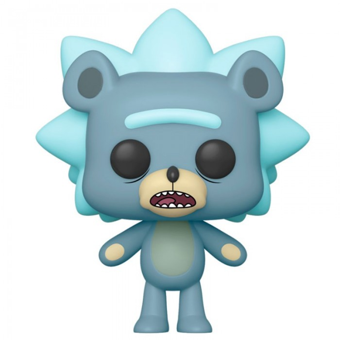 Funko Pop! Teddy Rick - Rick y Morty