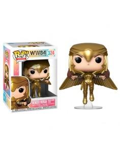 funko pop wonder woman 1984 con traje