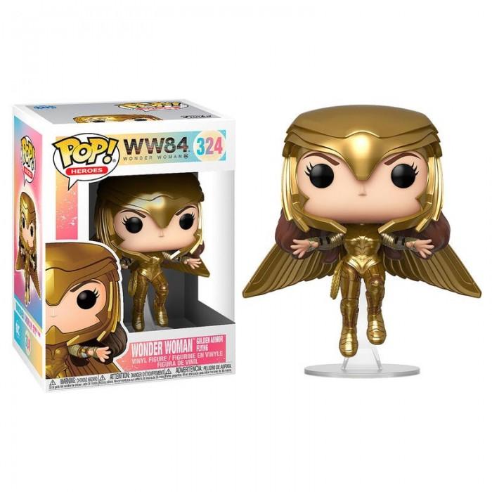 Funko Pop! DC Wonder Woman 1984 Gold...