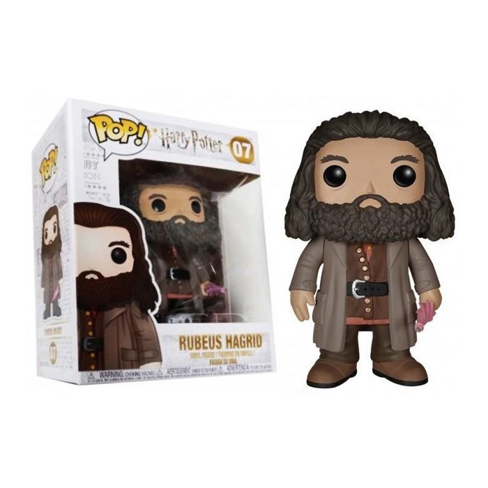 Funko Pop! Ruebus Hagrid 15cm - Harry...