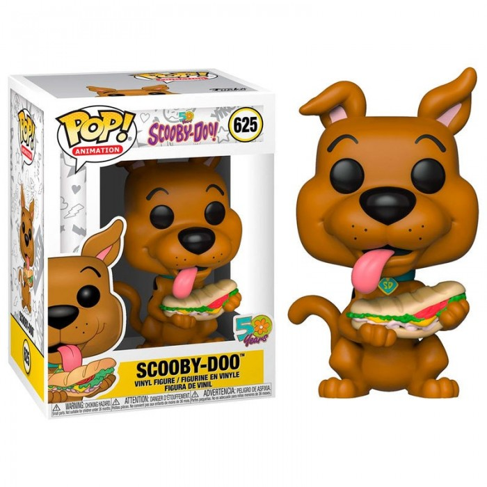Funko Pop! Scooby Doo con Sandwich -...