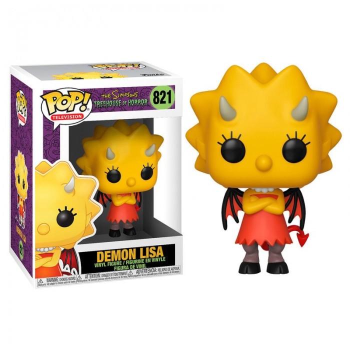 Funko Pop! Lisa Demonio - Simpsons