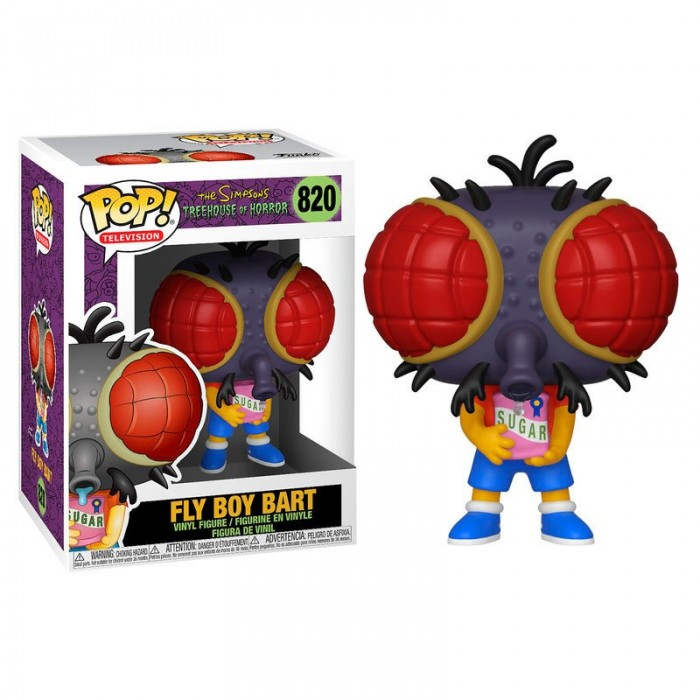 Funko Pop! Bart Mosca - Simpsons