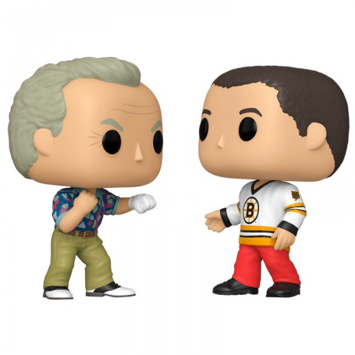 Set 2 Funko Pop! Happy Gilmore Happy...
