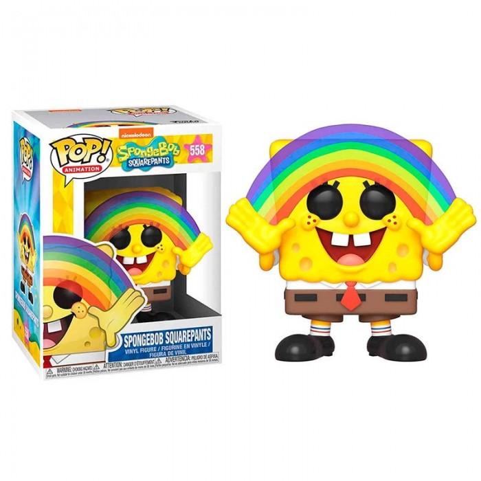 Funko Pop! Bob Esponja Arcoiris