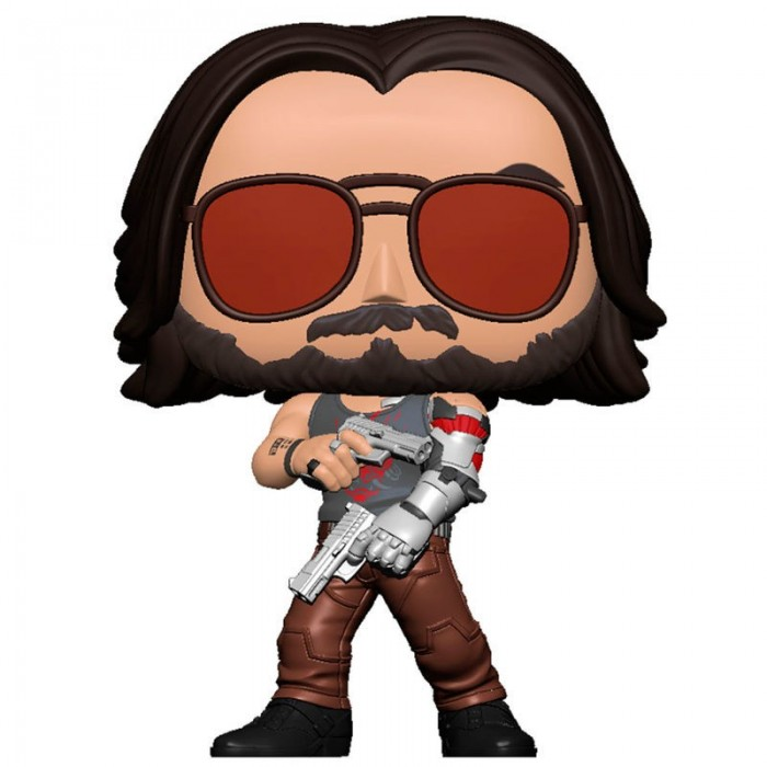 Funko Pop! Cyberpunk 2077 Johnny...