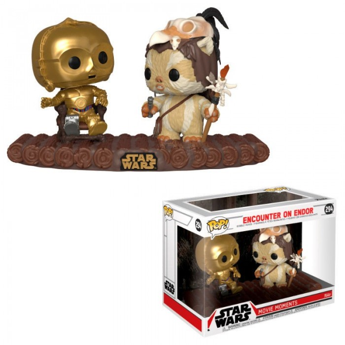 Funko Pop! C-3PO en el Trono - Star Wars