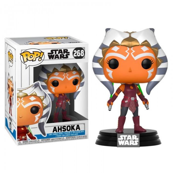 Funko Pop! Ahsoka - Star Wars Las...