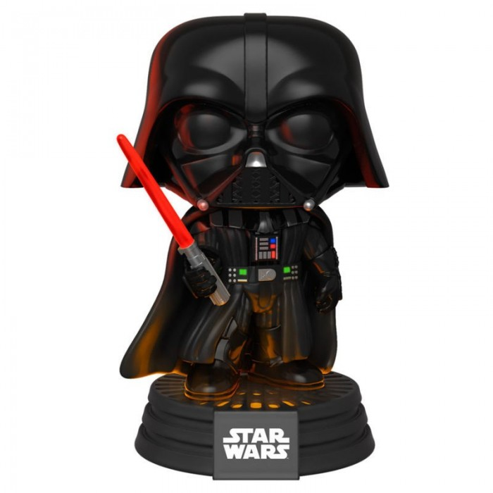 Funko Pop! Darth Vader Electronico...