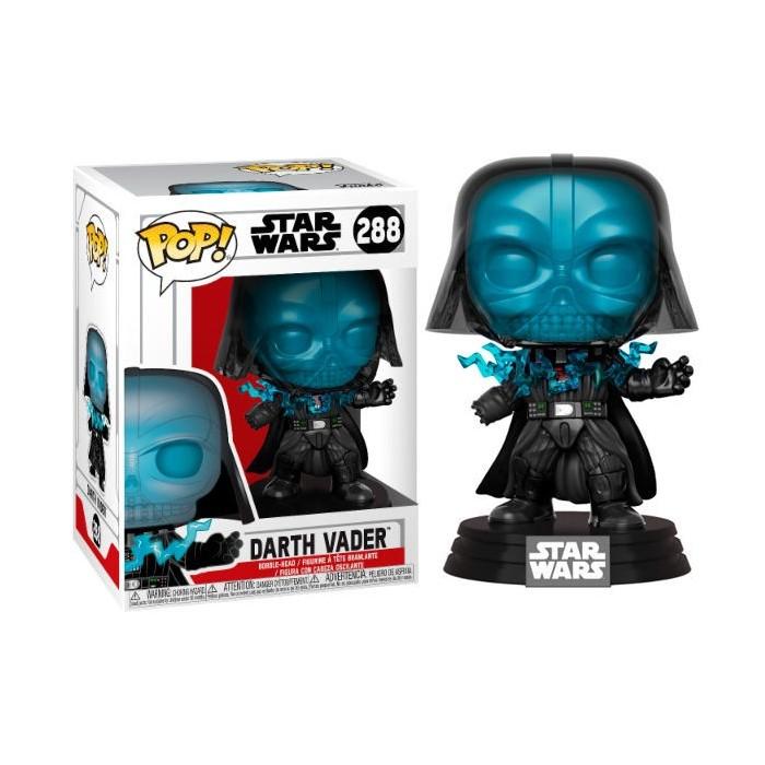 Funko Pop! Darth Vader Electrocutado...