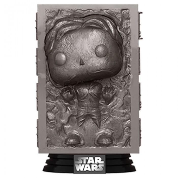 Funko Pop! Han Solo en Carbonita -...