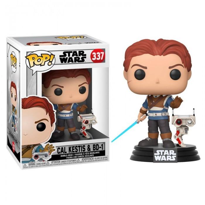 Funko Pop! Jedi - Star Wars: Jedi...