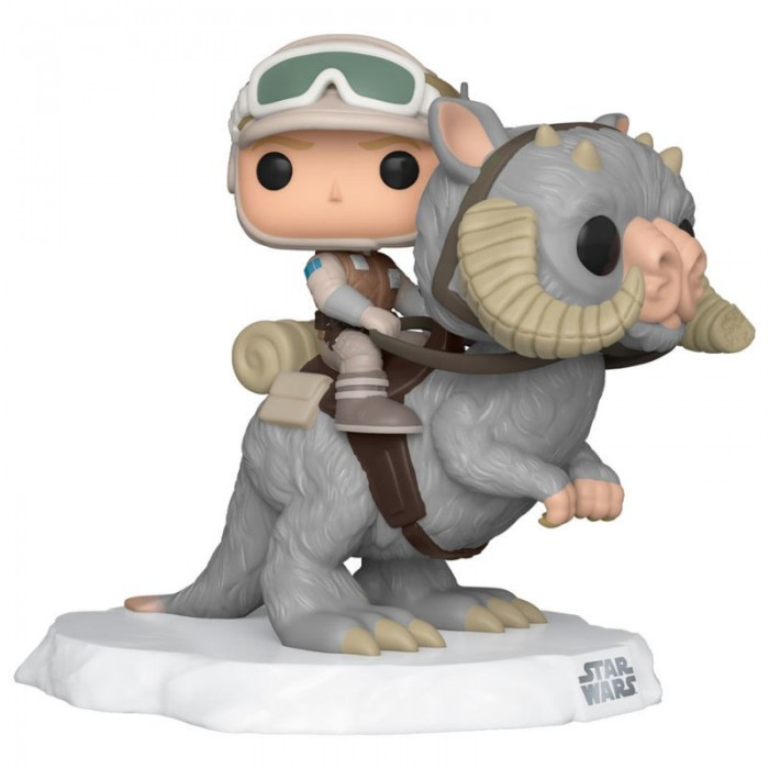 Funko Pop! Luke Skywalker en Tauntaun...