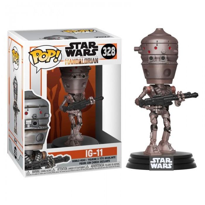 Funko Pop! IG-11 - Star Wars El...