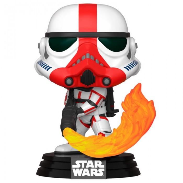 Funko Pop! Stormtrooper Incinerador -...
