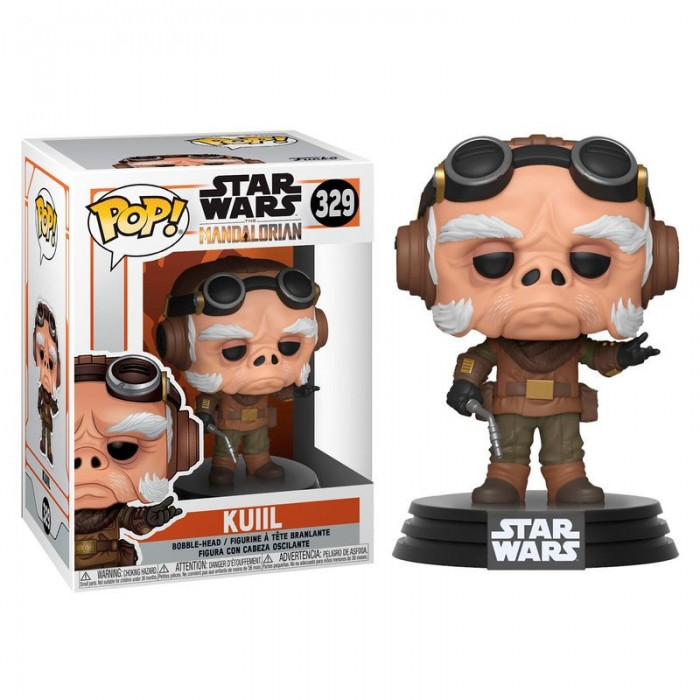 Funko Pop! Kuiil - Star Wars El...