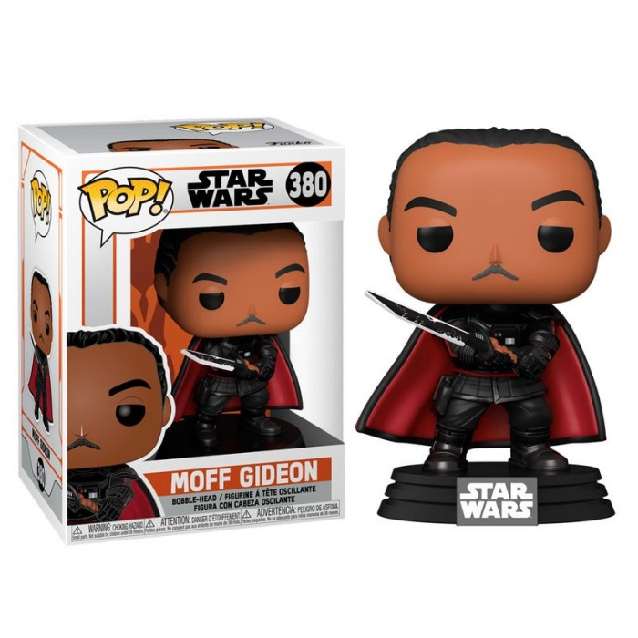Funko Pop! Moff Gideon - Star Wars El...