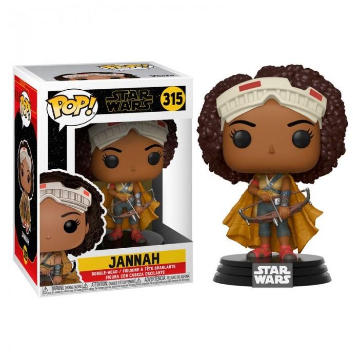 Funko Pop! Jannah - Star Wars El...