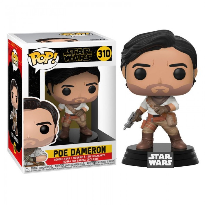 Funko Pop! Poe Dameron - Star Wars El...