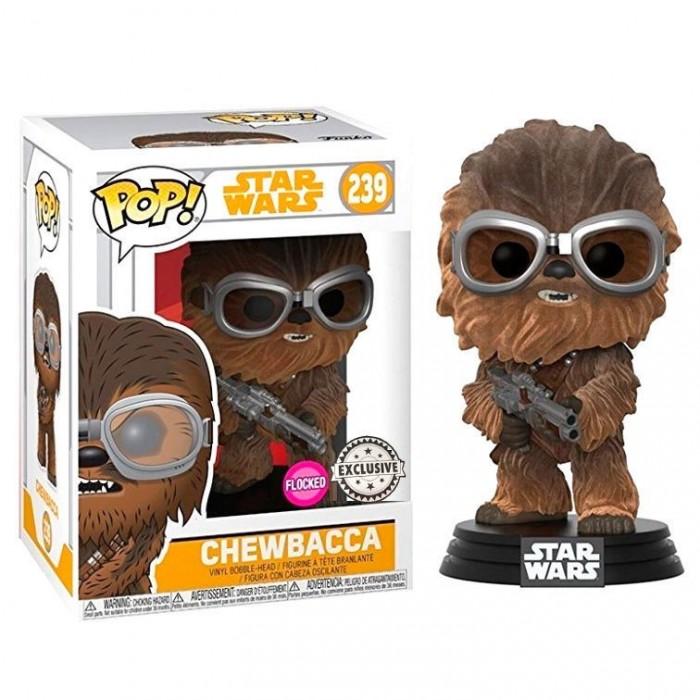 Funko Pop! Solo Chewbacca con Gafas...