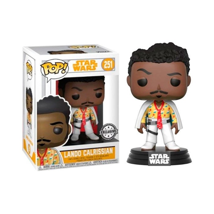 Funko Pop! Solo Lando Exclusivo -...