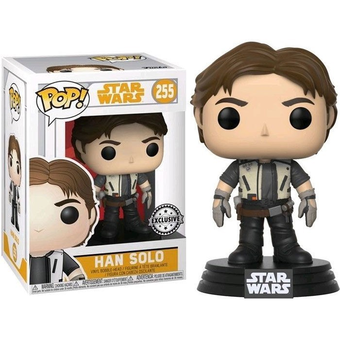 Funko Pop! Han Solo Jaqueta Exclusivo...
