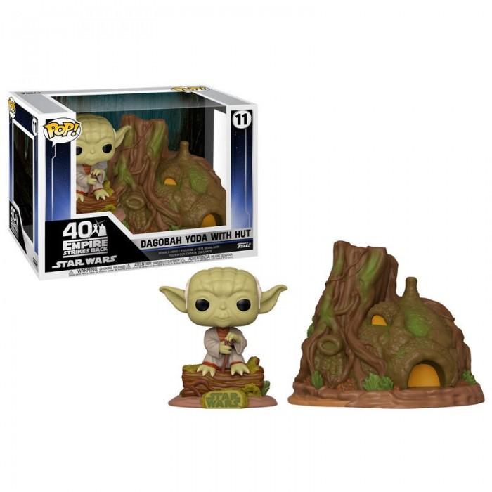 Funko Pop! Refugio de Yoda - Star Wars