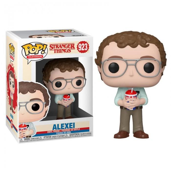 Funko Pop! Alexei - Stranger Things
