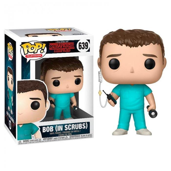 Funko Pop! Bob en Scrubs - Stranger...