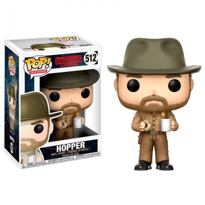 Funko Pop! Hopper - Stranger Things