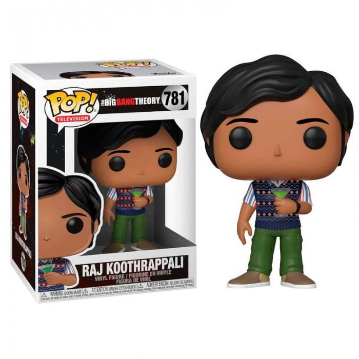 Funko Pop! Rajesh Koothrappali - The...