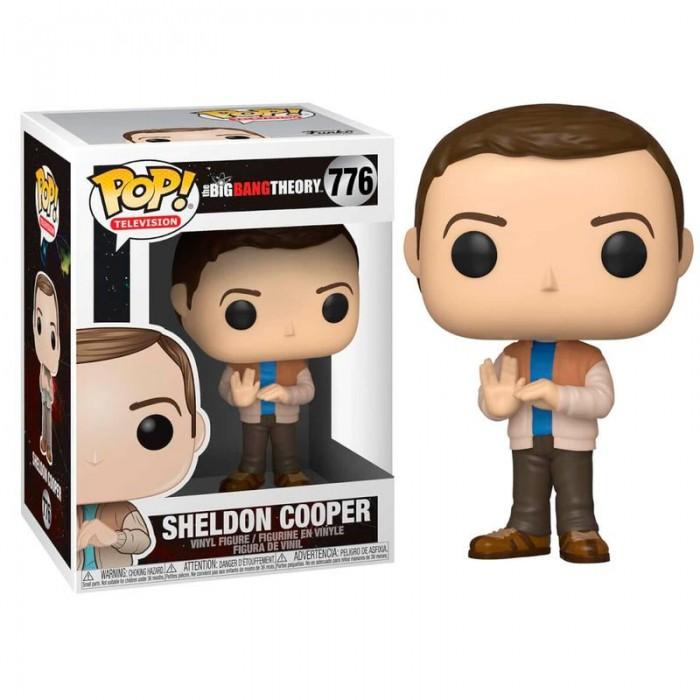 Funko Pop! Sheldon Cooper - The Big...