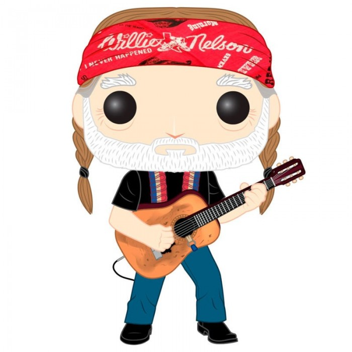 Funko Pop! Willie Nelson