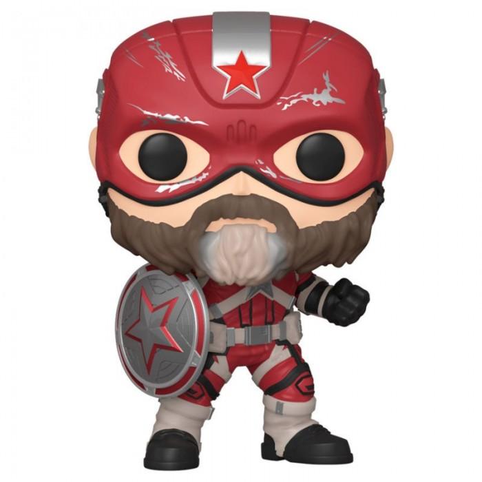 Funko Pop! Guardián Rojo - Marvel:...