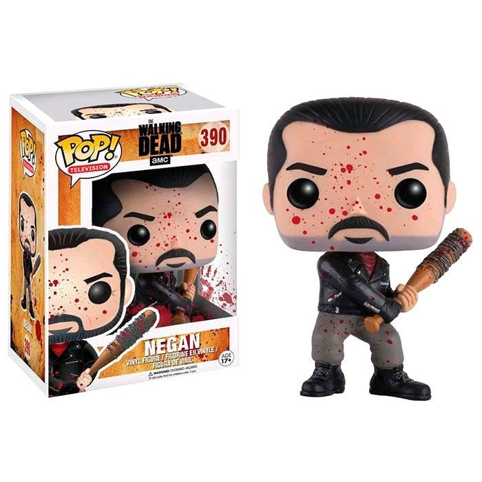 Funko Pop! Negan Sangriento Exclusivo...