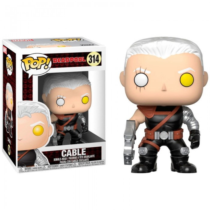 Funko Pop! Cable - Marvel: Deadpool