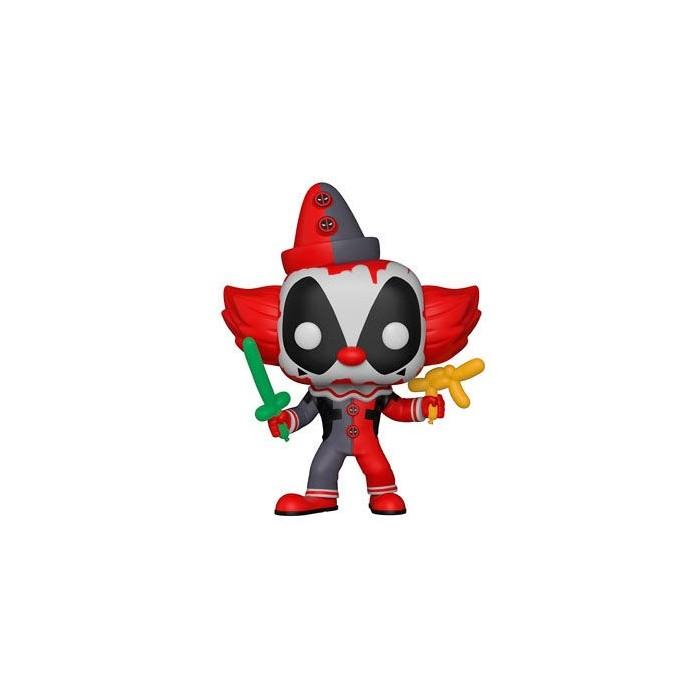 Funko Pop! Deadpool Payaso - Marvel