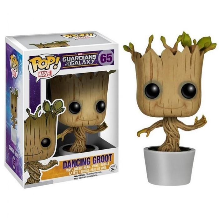 Funko Pop! Groot Bailando - Marvel:...