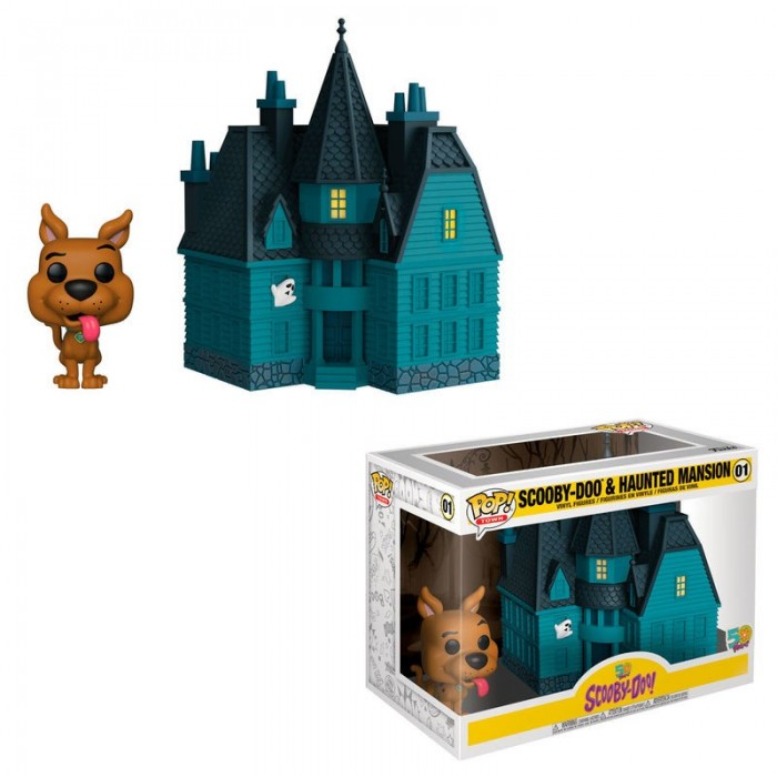 Funko Pop! Casa Embrujada - Scooby Doo