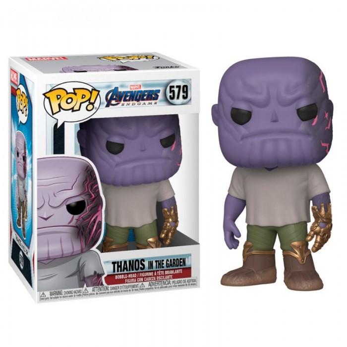 Funko Pop! Thanos en el Jardín -...