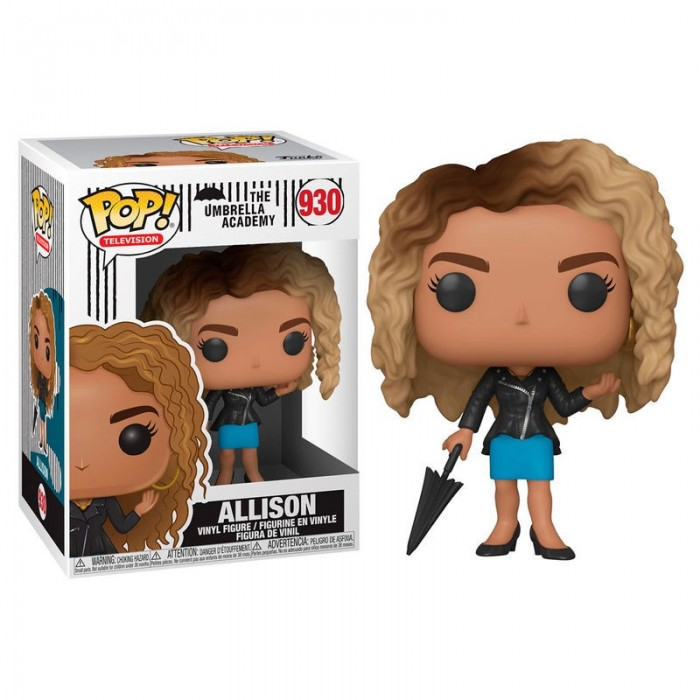 Funko Pop! Allison Hargreeves - The...