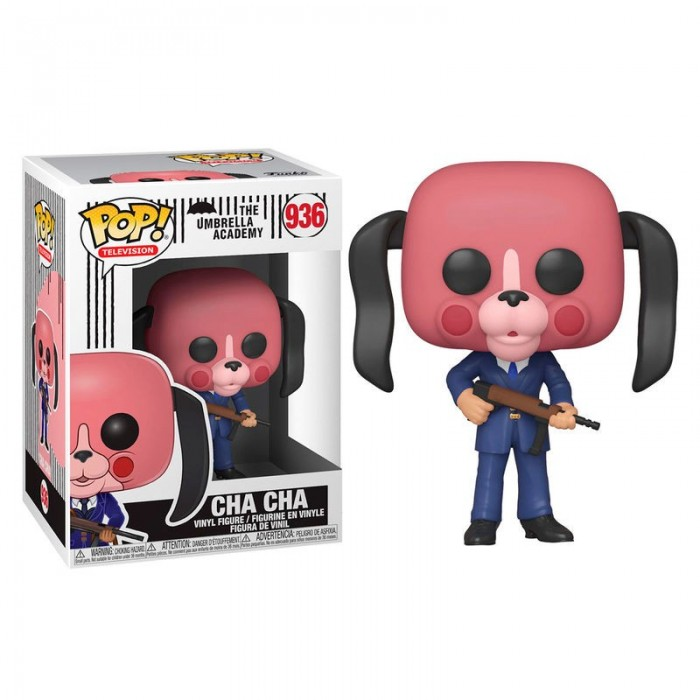 Funko Pop! Cha Cha with mask - The...